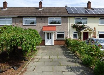 Thumbnail 3 bed terraced house for sale in Charnock Road, Culcheth, Warrington, Cheshire