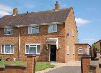 Thumbnail 3 bed semi-detached house for sale in St Davids Road, Brixworth, Northampton