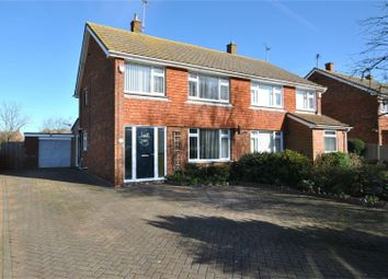 Thumbnail 3 bed semi-detached house for sale in School Lane, Bapchild, Sittingbourne