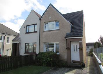 Thumbnail 2 bedroom semi-detached house to rent in Moorhill Crescent, Newton Mearns, Glasgow