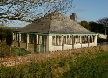Thumbnail 2 bed detached bungalow for sale in Frondeg, Carnhedryn, Solva, Haverfordwest, Pembrokeshire