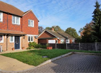 Thumbnail 3 bed semi-detached house for sale in 94 The Street, Adisham, Canterbury