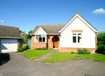 Thumbnail 2 bedroom detached bungalow for sale in Roman Close, Burwell