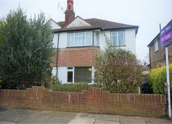Thumbnail 2 bed maisonette for sale in Villiers Close, Surbiton