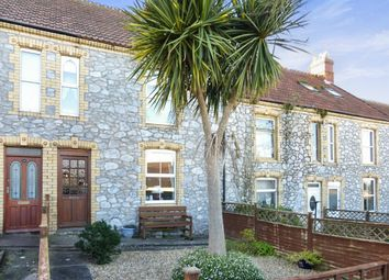 Thumbnail 2 bedroom terraced house for sale in Severn Terrace, Watchet