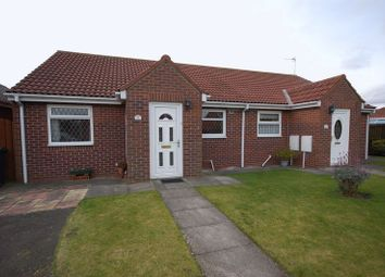 Thumbnail 2 bedroom semi-detached bungalow for sale in Cragside Gardens, Killingworth, Newcastle Upon Tyne