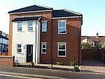 Thumbnail 3 bedroom town house to rent in Churchill Road, Norwich