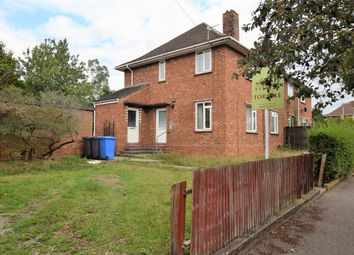 Thumbnail 2 bed flat for sale in Wilberforce Road, Norwich