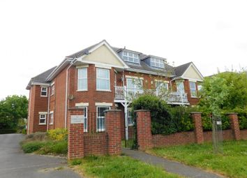 Thumbnail 2 bed flat for sale in 73 Poole Road, Upton, Poole
