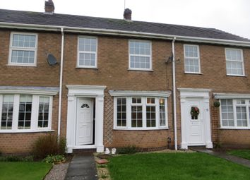 Thumbnail 2 bed mews house to rent in Pangbourne Close, Nuneaton