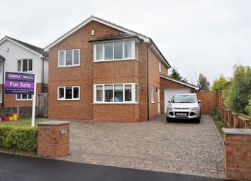 Thumbnail 4 bed detached house for sale in Eden Park Road, Hutton Rudby, Yarm
