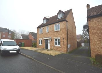 Thumbnail 5 bedroom property to rent in Commons Drive, Hampton Vale, Peterborough