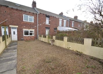 Thumbnail 3 bed terraced house for sale in Third Street, Quaking Houses, Stanley