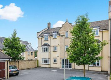 Thumbnail 2 bed flat for sale in Woodley Green, Witney, Oxfordshire