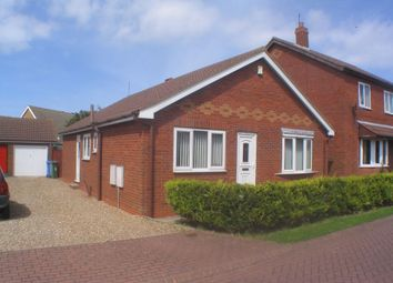 Thumbnail 3 bed detached bungalow to rent in Newsham Gardens, Withernsea, East Riding Of Yorkshire