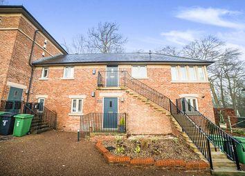 Thumbnail 2 bed flat for sale in Hartford Hall Estate, Bedlington