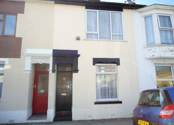 Thumbnail 3 bed terraced house to rent in Heyward Road, Southsea