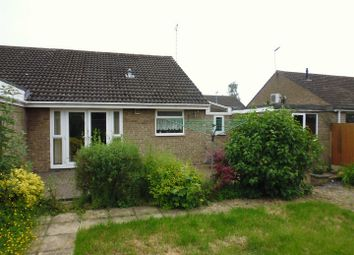 Thumbnail 2 bed semi-detached bungalow for sale in Harwich Close, Lincoln
