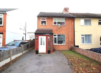 3 bed end terrace house for sale in Bristol Drive, Lincoln LN6