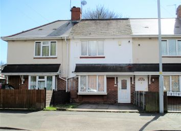 Thumbnail 2 bedroom terraced house for sale in Dixon Street, Parkfields, Wolverhampton