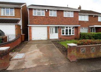 Thumbnail 4 bed detached house to rent in Lodge Street, Willenhall