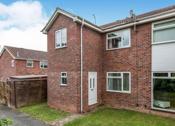 3 bed semi-detached house for sale in Purcell Road, Stowmarket IP14