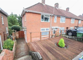 Thumbnail 2 bed end terrace house for sale in Outer Circle, Southampton