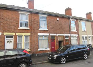 Thumbnail 2 bedroom terraced house for sale in Leacroft Road, Derby