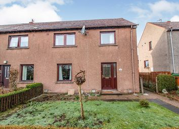 Thumbnail 3 bed end terrace house for sale in Drumachlie Loan, Brechin, Angus