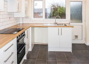 3 bed terraced house for sale in Ullswater, Macclesfield SK11