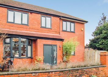 Thumbnail 4 bed semi-detached house for sale in Fog Lane, Manchester