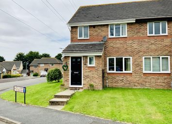 Thumbnail 3 bed semi-detached house for sale in The Hedgerows, Dafen, Llanelli