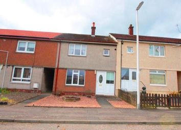 Thumbnail 2 bedroom terraced house for sale in Lady Nina Square, Coaltown, Glenrothes, Fife