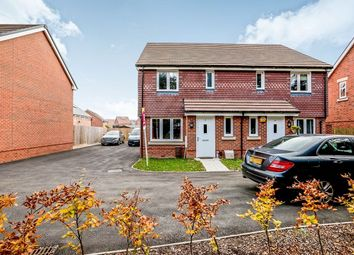 Thumbnail 3 bed semi-detached house to rent in Edison Spur, Portsmouth