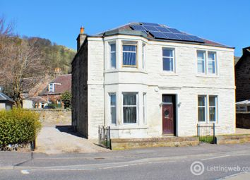 Thumbnail 4 bed detached house to rent in Aberdour Road, Burntisland, Fife