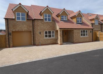 Thumbnail 4 bed detached house for sale in Searles Court, Whittlesey, Peterborough, Cambridgeshire