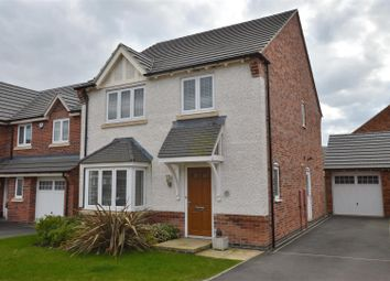 Thumbnail 4 bedroom detached house for sale in Richardson Way, Derby