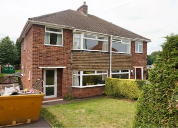 Thumbnail 3 bedroom semi-detached house for sale in Silver Street, Whitwick