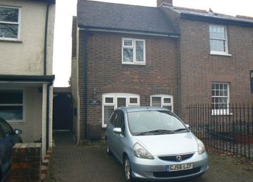 Thumbnail 2 bed end terrace house for sale in Station Road, Halstead, Sevenoaks