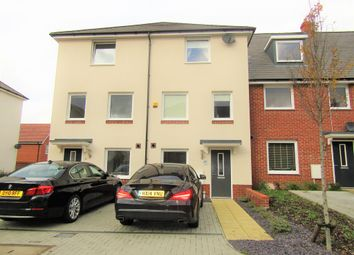 Thumbnail 4 bed terraced house for sale in Colby Street, Southampton