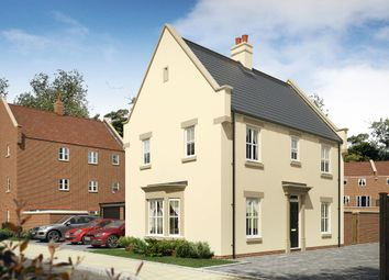 Thumbnail 3 bedroom detached house for sale in Whitelands Way, Bicester, Oxfordshire