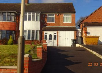 Thumbnail 5 bedroom semi-detached house for sale in Gwendolen Rd, Leicester