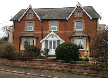 Thumbnail 2 bed flat to rent in Raleigh Close, Sidmouth