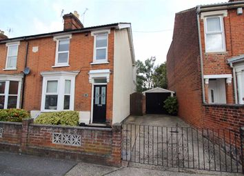 Thumbnail 2 bedroom end terrace house for sale in Brooks Hall Road, Ipswich