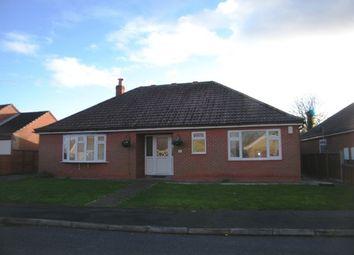 Thumbnail 3 bed bungalow to rent in Lodge Lane, Upton, Gainsborough