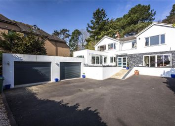 Thumbnail 5 bed detached house for sale in Springfield Road, Lower Parkstone, Poole, Dorset
