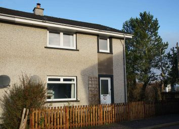 Thumbnail 3 bed semi-detached house for sale in Clashbreac, Lairg, Sutherland, Highland