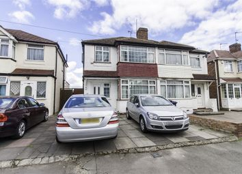 Thumbnail 3 bed semi-detached house for sale in Bilton Road, Perivale, Greenford, Greater London