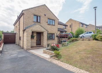 Thumbnail 4 bed detached house for sale in Northedge Meadow, Bradford