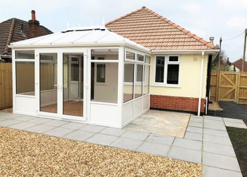Thumbnail 2 bedroom detached bungalow for sale in Howton Road, Kinson, Bournemouth